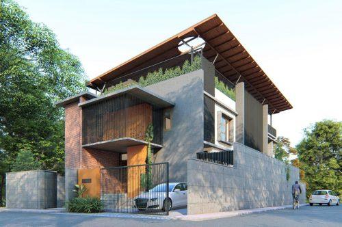 Residence at Maradu 1